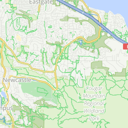 Factoria to Mercer Island Park & Ride · Ride with GPS